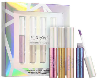 Sephora Pinrose x Clever Devil Scented Lip Shimmers