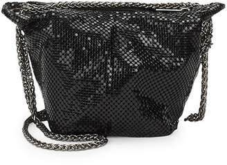 La Regale Women's Studded Hobo Bag