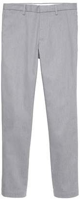 Banana Republic Fulton Skinny Heathered Rapid Movement Chino