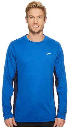 Speedo Longview Long Sleeve Swim Tee Men's Swimwear