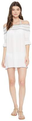 Becca by Rebecca Virtue Nightingale Dress Cover-Up Women's Swimwear