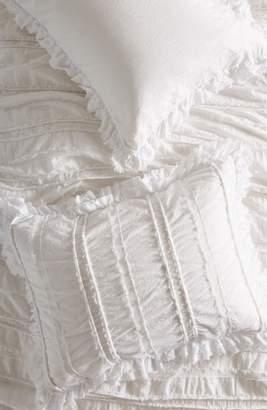 Anthropologie Corded Pillow Shams