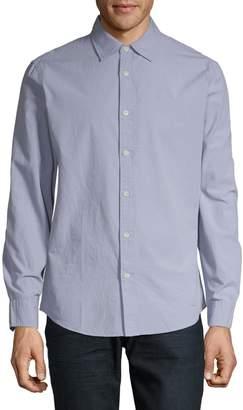 Core Life Classic Long-Sleeve Button-Down Shirt