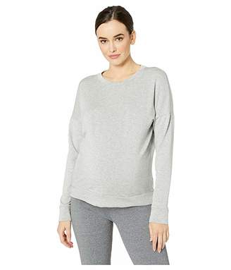a053179459b339 Beyond Yoga Maternity Anytime Anywhere Pullover