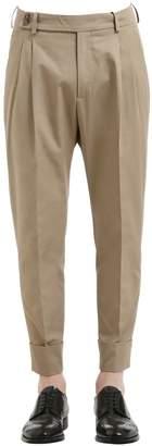 Antonio Marras Cotton Blend Pants
