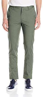 Lacoste Men's Slim Fit Stretch Cotton Twill Pant