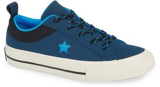 Converse One Star Sierra Ox Leather Sneaker