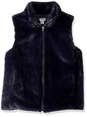 J.Crew Mercantile Women's Faux Fur Vest