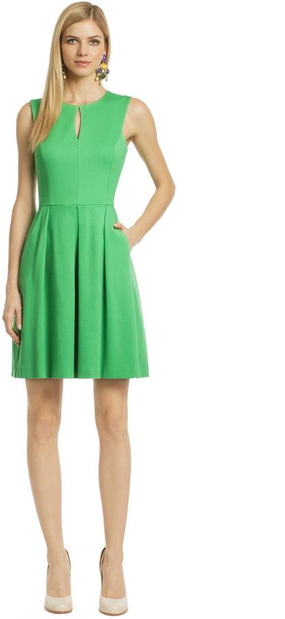 Trina Turk Kelly To My Green Dress