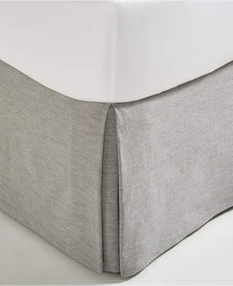 Hotel Collection Fretwork California King Bedskirt, Created for Macy's
