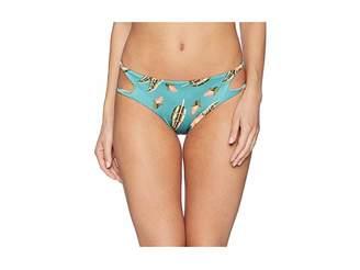 RVCA South Swell Bikini Bottoms
