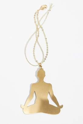 Ariana Ost Yoga Pose Hanging Ornament