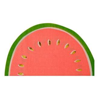 Meri Meri Watermelon paper napkins - Set of 16