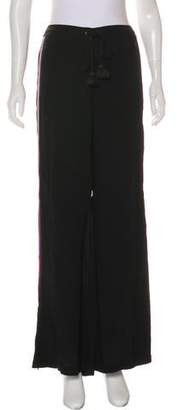 Figue Mid-Rise Wide-Leg Pants w/ Tags