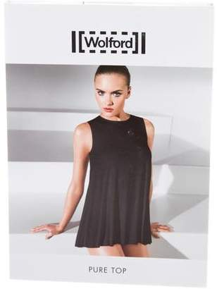 Wolford Pure Sleeveless Top w/ Tags