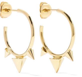 Isabel Marant Gold-tone Hoop Earrings