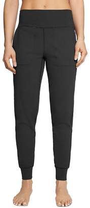 Betsey Johnson High-Rise Slim Jogger Pants