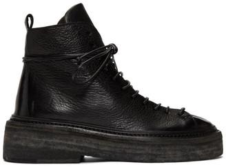 Marsèll Black Parruccona Boots