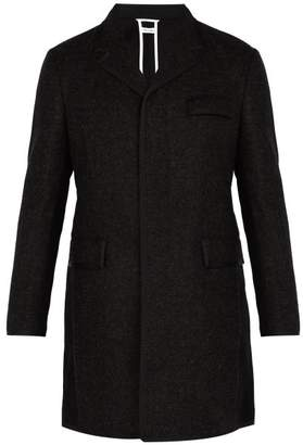 Thom Browne - Wool Chesterfield Coat - Mens - Dark Grey
