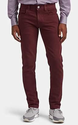 Loro Piana Men's Slim Jeans - Wine
