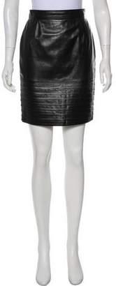 Loewe Tiered Mini Skirt