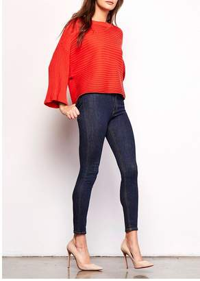 BB Dakota Claudel Wide-Sleeve Sweater