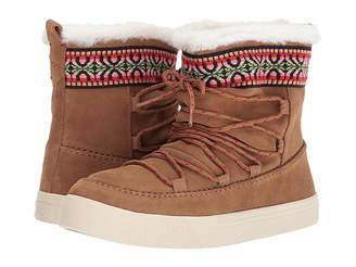 Toms Alpine Water-Resistant Boot Women's Pull-on Boots