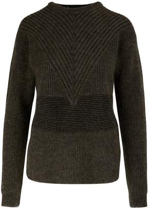 Rick Owens Wool and mohair sweater