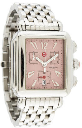 Michele Urban Chronograph Watch $495 thestylecure.com