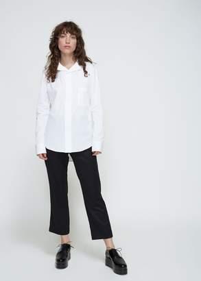 Yohji Yamamoto Y's by Long Sleeve Layered Collar Shirt