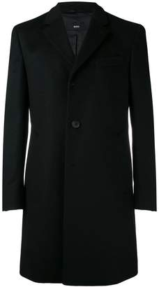 HUGO BOSS formal single-breasted coat