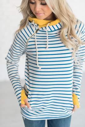 Ampersand Avenue DoubleHood Sweatshirt - Hello Sunshine