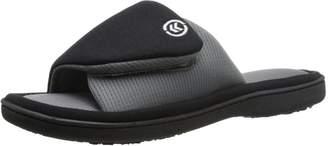 totes Isotoner Signature Women's Active Velcro Slide Flat