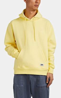 Dickies CONSTRUCT Men's Cotton-Blend Oversized Hoodie - Yellow