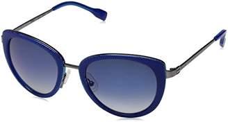 Elie Tahari Women's EL 202 BL Round Sunglasses