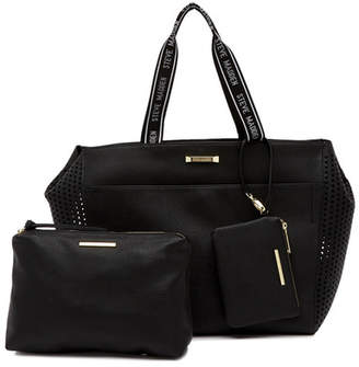 Steve Madden Large Perforated Tote