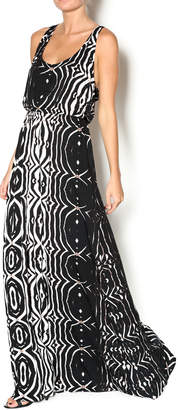 BB Dakota Screen Print Dress