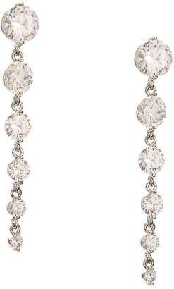 Kelly & Katie Round Jewel Drop Earrings - Women's