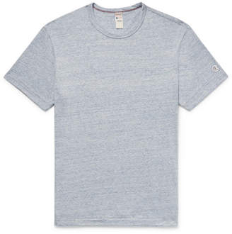 Todd Snyder + Champion Mélange Cotton-Blend Jersey T-Shirt
