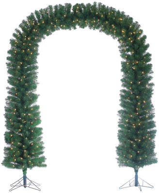 Sterling Tree Company 7.5Ft Pre-Lit Arch Tree