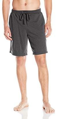 Daniel Buchler Men's Recycled Cotton/Poly Short