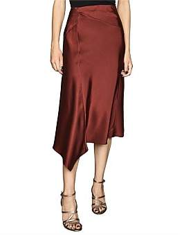 Reiss Aspen-Co Ord Slip Skirt