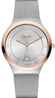 Danish Design (ダニッシュ デザイン) - デンマークデザインiq68q1072ステンレススチールケースサファイアクリスタルメンズ腕時計