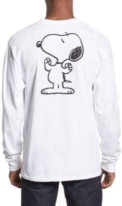 Champion Snoopy Unisex Long Sleeve T-Shirt