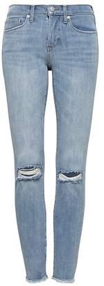 Banana Republic Skinny Zero Gravity Light Wash Ankle Jean