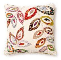 Orimono Pillow, Vines