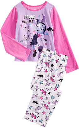 Vampirina Toddler Girls 2-Pc. Fleece Pajama Set
