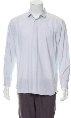 Burberry Gingham Dress Shirt