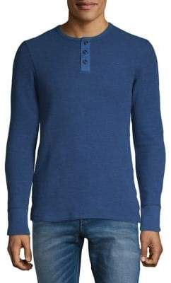 G Star Classic Cotton Henley