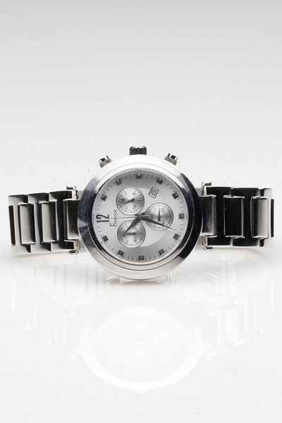 Freelook Silver Watch-PRE ORDER